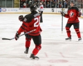 Canada West dominates Canada East at WJAC