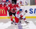 Czechs eliminate Canada East, advance to semifinals