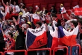 Czechs runs over Norway to qualify for quarter final