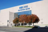 Cox Convention Center Oklahoma City logo