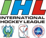 IHL - International Hockey League logo
