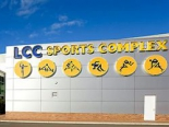 LCC Sports Complex Liverpool logo
