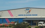 Hunter Ice Skating Stadium Warners Bay logo