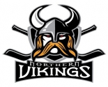 Northern Vikings IHC Perth logo