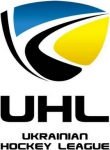 UHL - Ukrainian Hockey League logo