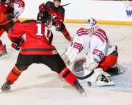Canada West Beats the Czech Republic 5-1 to Advance to WJAC Finals