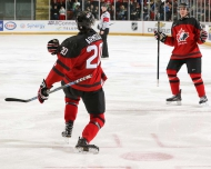 Ross Armour Shields Canada West to Advance to WJAC Semi's