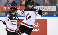 Jesse Blacker Scores Game Winner for Canada at Sochi Open