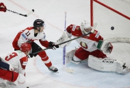 Belarus Relegated as Austria's Power Play Comes Alive