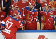 Russia Controls South Korea in Final Pre-Olympic Contest