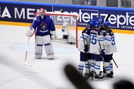 Finland doesn't shine in win over France