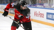 Want to know about the players in the Canada Olympic team?