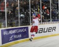 WJAC: Czech's Stun Canada West To Win Quarter-Final Contest