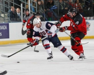 USA Beats Canada West in WJAC Powerhouse Fight