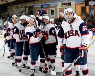 WJAC: Americans Win Following Shutout Over Canada East