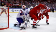 Danish Power Play Important in 3-0 Shutout Over Norway