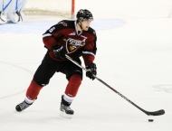 Dmitri Osipov goes 1st overall in CHL 2013 Import Draft