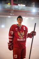 Q&A With Indonesian Ice Hockey Captain Jonathan Sudharta