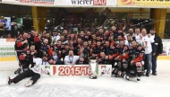 Engelage's 48 saves lead Ritten to second Serie A title