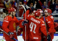 Solid Russian win over Slovakia