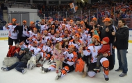 Shakhtar Soligorsk won the Belarus Extraliga