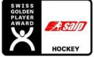 Matthew Lombardi and Florence Schelling captured the Swiss Golden Player Awards