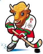The mascot of the 2014 World Cup Hockey - Volat - will have Canadian citizenship