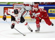 Timo Meier the Difference Maker in 5-2 Swiss Win Over Belarus