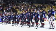 USA Dominant Again in Drubbing of Norway