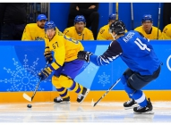 Sweden Stops Finland in Group C Round-Robin Finale