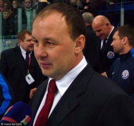 Mikhail Zakharov is the new coach of Belarus