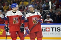 Andrej Nestrasil and Tomas Plekanec @WC2018