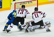 WC 2015 Latvia - Sweden