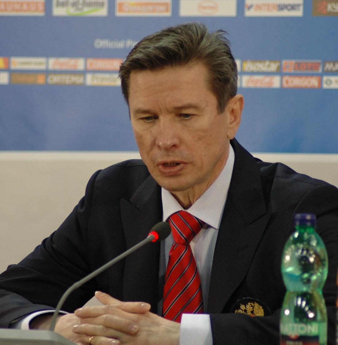Vyacheslav Bykov today 34