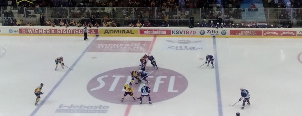 EBEL Playoffs 2016, Vienna Capitals vs VSV