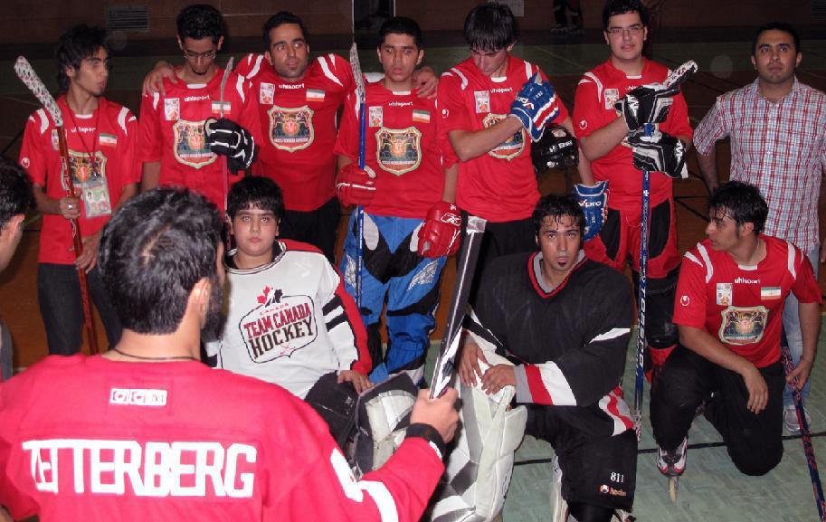 Warning to the world: Iran hockey is coming - Eurohockey com