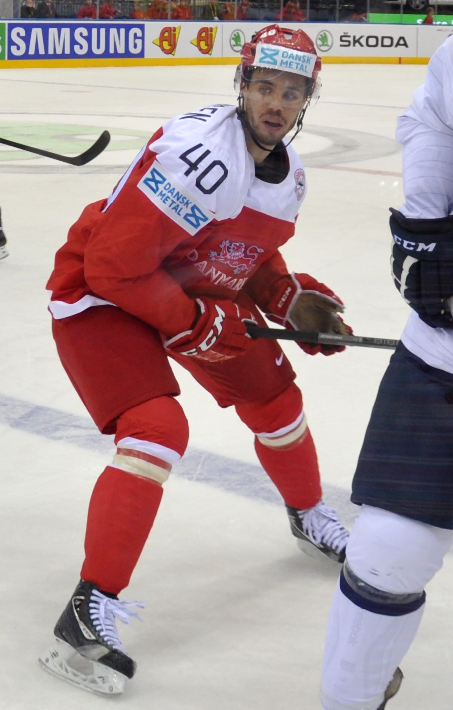 Jesper Jensen jesper jensen profile - Йеспер Йенсен Профиль - eurohockey